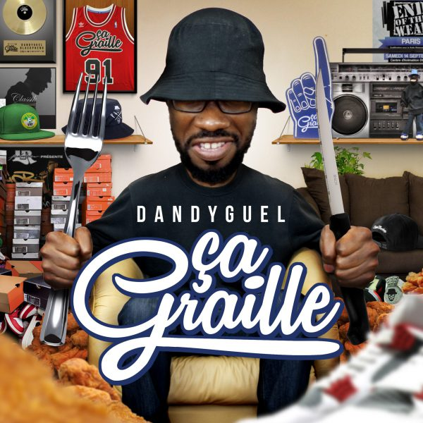 COVER GRAILLE DIGIPACK